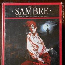 Cómics: SAMBRE TOMO 4 - TAL VEZ HEMOS DE MORIR JUNTOS... - YSLAIRE - GLENAT (J2). Lote 56097243