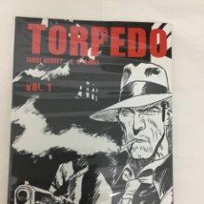Cómics: TORPEDO VOL. 1 (CATALÀ) - JORDI BERNET, E. S. ABULÍ - GLÉNAT. Lote 56205709
