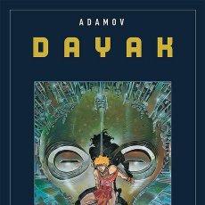 Cómics: DAYAK - ADAMOV - COLECCIÓN INTEGRAL - GLENAT. Lote 43706166