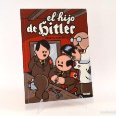 Cómics: EL HIJO DE HITLER, PIETER DE POORTERE, GLENAT 2010. Lote 56907896