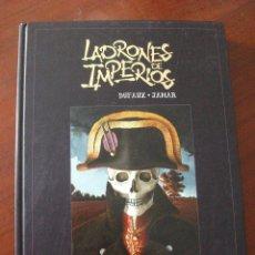 Cómics: LADRONES DE IMPERIOS GLENAT. Lote 56985520