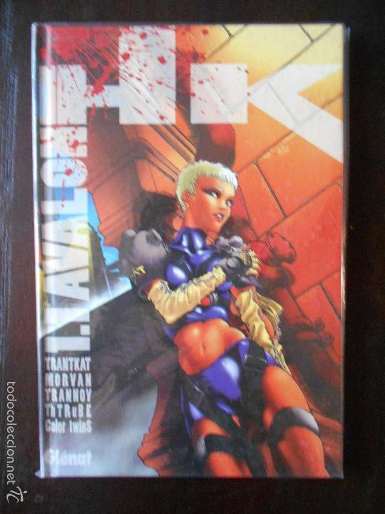 HK 1.1 AVALON - GLENAT - TAPA DURA (T1) (Tebeos y Comics - Glénat - Comic USA)