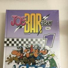 Cómics: PACK JOE BAR TEAM 1 2 3 4 5 6 7 (COLECCIÓN COMPLETA 7 TOMOS) - ¡OFERTA! - GLÉNAT. Lote 57256462