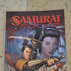 Cómics: SAMURAI : CIELO Y TIERRA NUMERO 1 . GLENAT 2007. RON MARZ - LUKE ROSS. Lote 57284101