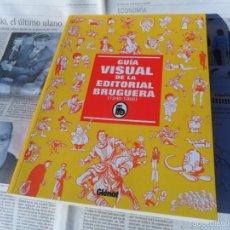 Cómics - GUÍA VISUAL DE LA EDITORIAL BRUGUERA 1940 1986. GLÉNAT. MUY BUEN ESTADO. - 57303274