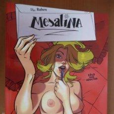 Cómics: MESALINA. RUBÉN. GLÉNAT.. Lote 136190953