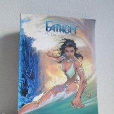 Cómics: MICHAEL TURNER´S. FATHOM. THE DEFINITIVE EDITION. VER FOTOGRAFIAS ADJUNTAS. Lote 58019474