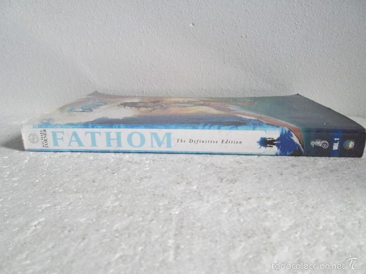 Cómics: MICHAEL TURNER´S. FATHOM. THE DEFINITIVE EDITION. VER FOTOGRAFIAS ADJUNTAS - Foto 2 - 58019474