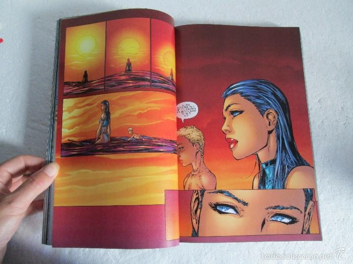 Cómics: MICHAEL TURNER´S. FATHOM. THE DEFINITIVE EDITION. VER FOTOGRAFIAS ADJUNTAS - Foto 12 - 58019474