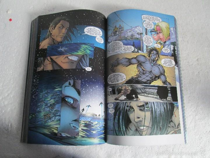 Cómics: MICHAEL TURNER´S. FATHOM. THE DEFINITIVE EDITION. VER FOTOGRAFIAS ADJUNTAS - Foto 15 - 58019474