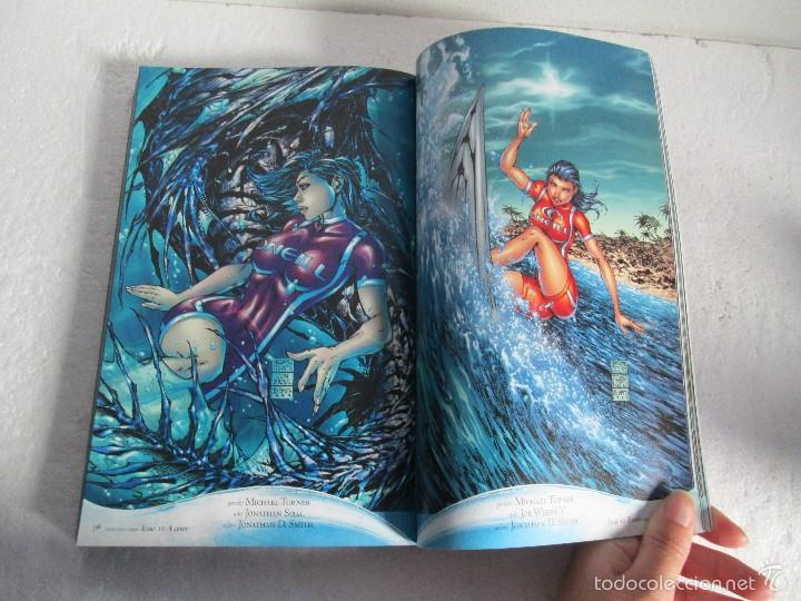 Cómics: MICHAEL TURNER´S. FATHOM. THE DEFINITIVE EDITION. VER FOTOGRAFIAS ADJUNTAS - Foto 17 - 58019474