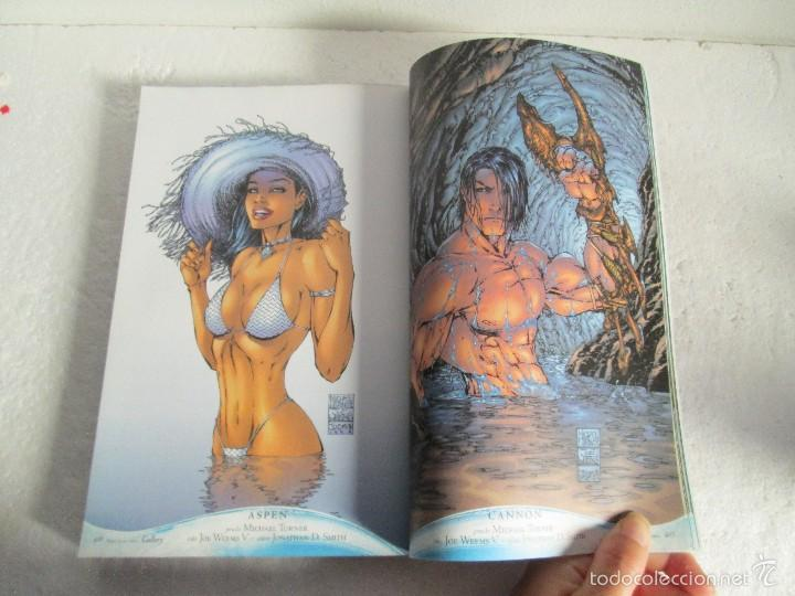Cómics: MICHAEL TURNER´S. FATHOM. THE DEFINITIVE EDITION. VER FOTOGRAFIAS ADJUNTAS - Foto 19 - 58019474