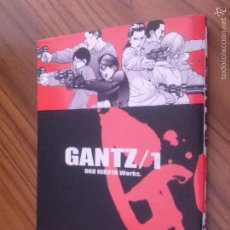 Cómics: GANTZ 1. OKU HIROYA WORKS. GLENAT. TOMO. BUEN ESTADO. Lote 58131170