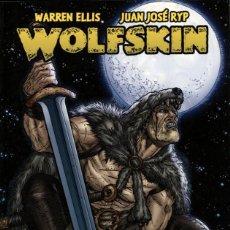 Cómics: WOLFSKIN, DE WARREN ELLIS Y JUAN JOSÉ RYO (GLÉNAT-AVATAR, 2010). Lote 114619510