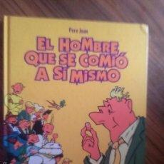 Comics - EL HOMBRE QUE SE COMIÓ A SÍ MISMO. PERO JOAN. GLENAT. BUEN ESTADO - 58140989