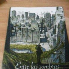 Fumetti: ENTRE LAS SOMBRAS - ARNAUD BOTLE - GLENAT. Lote 58320345