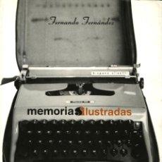 Cómics: MEMORIAS ILUSTRADAS, DE FERNANDO FERNÁNDEZ (GLÉNAT, 2004) COLECCIÓN VIÑETAS. NUEVO.. Lote 179106025