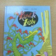 Cómics: KAPUT & ZOSKY #2 LOS MATONES DEL COSMOS. Lote 60167579