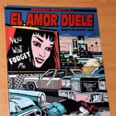 Cómics: COMIC TAPA DURA: BRENDAN BECKETT P.I. - EL AMOR DUELE - RAMÓN DE ESPAÑA / KEKO - EDIT. GLÉNAT 1997. Lote 60658951