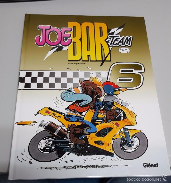 JOE BAR TEAM TOMO 6 / GLENAT (Tebeos y Comics - Glénat - Comic USA)