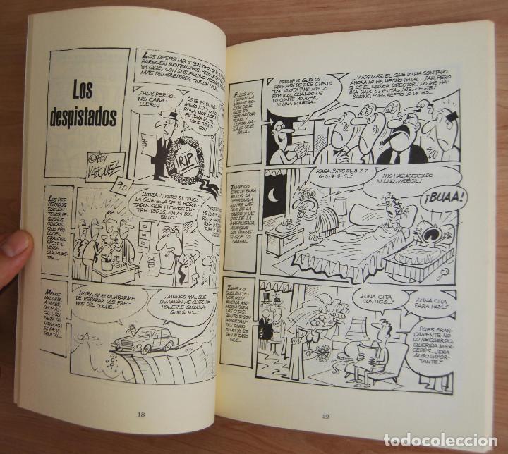 Cómics: MÁS GENTE PELIGROSA - BY VÁZQUEZ - EDICIONES GLENAT - 1993 - Foto 3 - 62172456