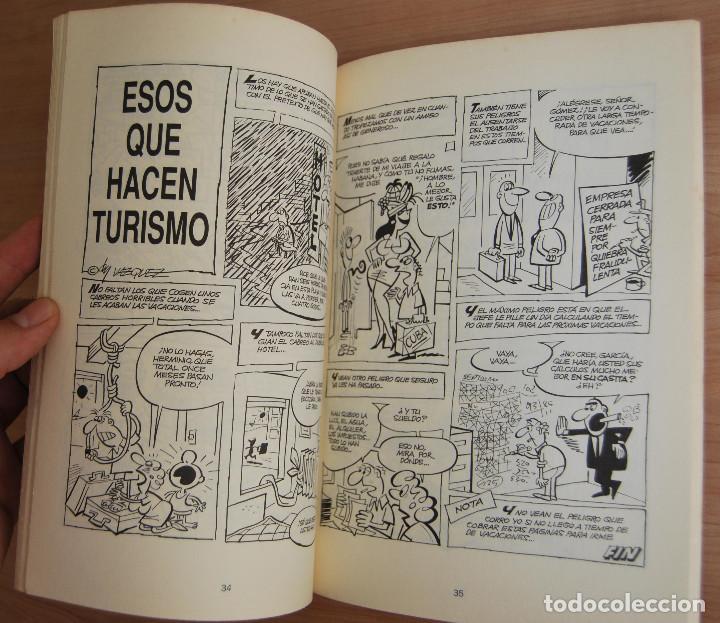 Cómics: GENTE PELIGROSA - BY VÁZQUEZ EDICIONES GLENAT - 1993 - Foto 3 - 62172772