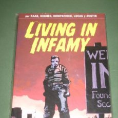 Cómics: LIVING IN INFAMY (GLÉNAT). Lote 63407460