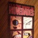 Cómics: CATÁLOGO DE LA EDITORIAL GLENAT DE 1995. A5. COLOR. 36 PÁGINAS. RARO. Lote 64740099