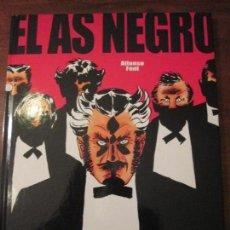Comics : EL AS NEGRO. Lote 64755495