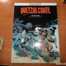 Cómics: QUETZALCOATL Nº 1 GLENAT TAPA DURA . Lote 65983062