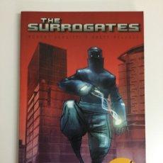 Cómics: THE SURROGATES (LOS SUSTITUTOS) - ROBERT VENDITTI Y BRETT WELDELE - GLÉNAT. Lote 151212030