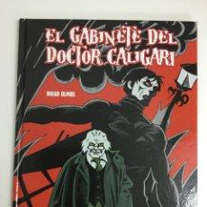 Cómics: EL GABINETE DEL DOCTOR CALIGARI - DIEGO OLMOS - GLÉNAT / EDT. Lote 68636511