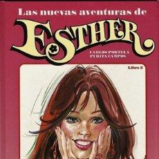 Cómics: LAS NUEVAS AVENTURAS DE ESTHER, TOMO 2, DE PURITA CAMPOS Y PORTELA (GLÉNAT, 2008). Lote 98248314