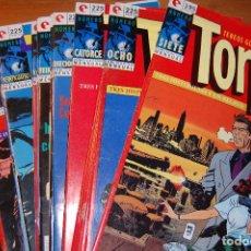 Cómics: LOTE COMICS TORPEDO. 27 (27 DE 30)NÚMEROS. BERNT Y ABULÍ. EDITORIAL GLENAT. Lote 72191171