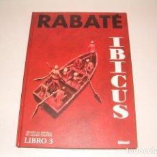Cómics: RABATÉ. IBICUS 3. RMT78389. . Lote 72242799