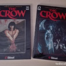 Cómics: THE CROW 1 Y 2 (GRAPAS). Lote 72373975