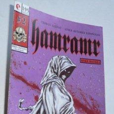 Comics: HAMRAMR Nº 2 DE 6 SERIE LIMITADA - MIKE RATERA (TEBEOS GLENAT, 1995). Lote 53288745