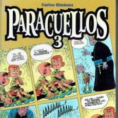 Cómics: PARACUELLOS 3. CARLOS GIMÉNEZ.. Lote 73294103