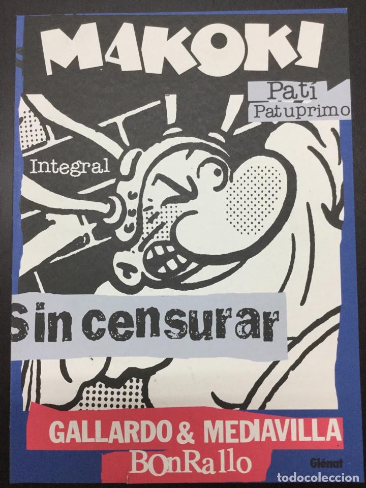 MAKOKI INTEGRAL - MIGUEL ÁNGEL GALLARDO, JUANITO MEDIAVILLA - GLÉNAT (Tebeos y Comics - Glénat - Autores Españoles)