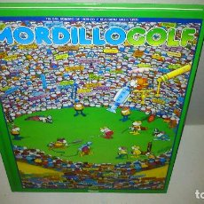 Cómics: MORDILLOGOLF - MORDILLO - 1993 - EDICIONES GLENAT - IMPECABLE. Lote 74079483