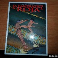 Cómics: LA EMPERATRIZ ROJA 4. LAS GRANDES CATACUMBAS DUFAUX ADAMOV EDICIONES GLÉNAT 2003 TAPA DURA. Lote 74216351