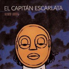 Cómics: EL CAPITAN ESCARLATA, DE DAVID B. (GLENAT, 2005) COLECCION DELICATESSEN. NUEVO.. Lote 74618647