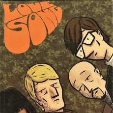 Cómics: LOVE SONG, DE MANU (GLENAT, 2008) HOMENAJE A THE BEATLES. PORTADA INSPIRADA EN RUBBER SOUL.. Lote 74642503