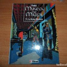 Cómics: MUÑECA DE MARFIL Nº 3 POR FRANZ EDITORIAL GLENAT TAPA DURA . Lote 74652119