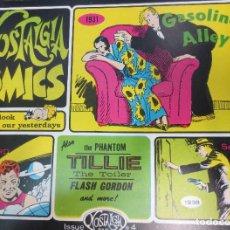 Cómics: NOSTALGIA COMICS Nº 4 EDIT ISSUE AÑO 1974. Lote 74693839