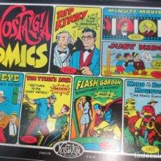 Cómics: NOSTALGIA COMICS Nº 2 EDIT ISSUE AÑO 1972. Lote 74787047