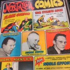 Cómics: NOSTALGIA COMICS Nº 1 EDIT ISSUE AÑOS 70. Lote 74787695