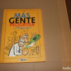 Cómics: MÁS GENTE PELIGROSA, DE VÁZQUEZ, EDITORIAL GLENAT. Lote 76518527