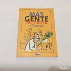 Cómics: MÁS GENTE PELIGROSA, / VÁZQUEZ -ED. EDITORIAL GLENAT. Lote 77583561