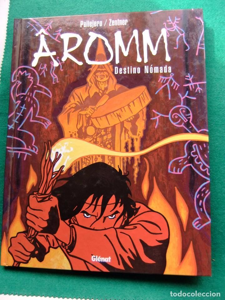 AROMM 2 TOMOS COMPLETA 2002 GLENAT TAPA DURA (Tebeos y Comics - Glénat - Comic USA)